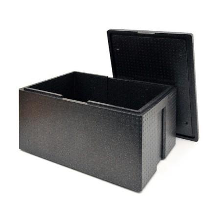 Box Isotherme 600 x 400 à chargement par le dessus hauteur 140