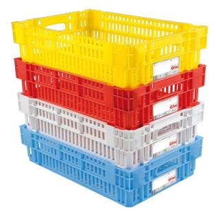 Caisse ajourée Liaison Froide 37 Litres