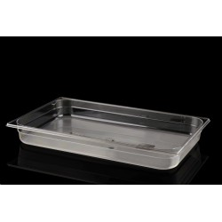 Bac Gastronorme Polycarbonate GN 1/1 H. 65 mm