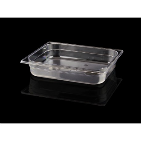 Bac Gastronorme Polycarbonate GN 1/2 H. 65 mm