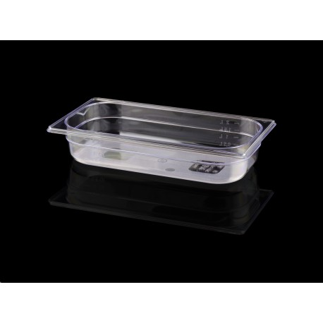 Bac Gastronorme Polycarbonate GN 1/3 H. 65 mm