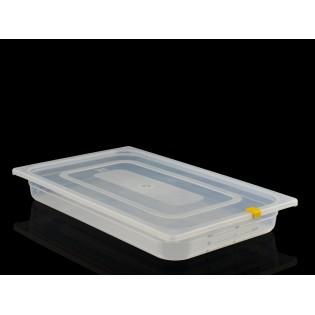 Bac Polypropylène GN 1/1 H. 65 mm HACCP