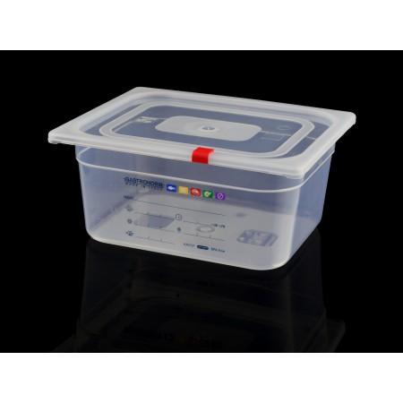 Bac Polypropylène GN 1/2 H. 150 mm HACCP
