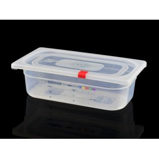 Bac Polypropylène GN 1/3 H. 100 mm HACCP