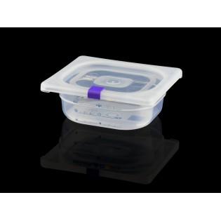 Bac Polypropylène GN 1/6 H. 065 mm HACCP