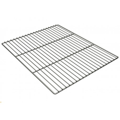 Grille Inox GN 2/1 2 Traverses