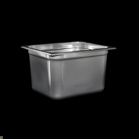 Bac Gastronorme Inox GN1/2 Plein H. 200 mm