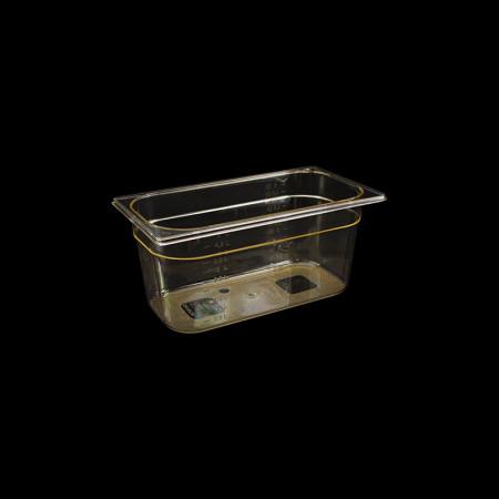Bac Gastronorme Haute Température GN 1/3 H. 150 mm