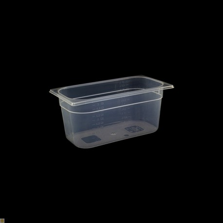 Bac Gastronorme Polycarbonate GN 1/3 H. 150 mm