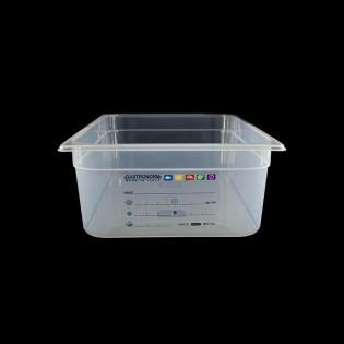 Bac Polypropylène GN 1/1 H. 150 mm HACCP