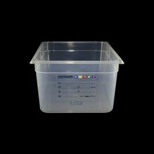 Bac Polypropylène GN 1/1 H. 200 mm HACCP